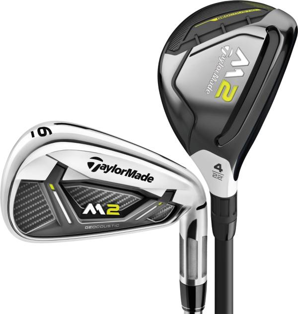 TaylorMade 2019 M2 Rescue/Irons - (Graphite/Steel) product image