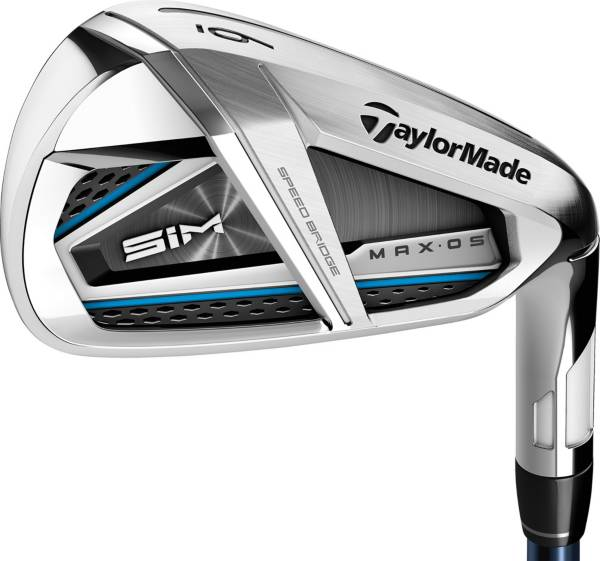 TaylorMade SIM Max OS Irons – (Steel) product image