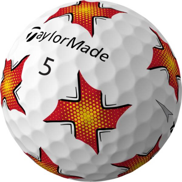 TaylorMade 2019 TP5 Pix Golf Balls - Prior Generation product image
