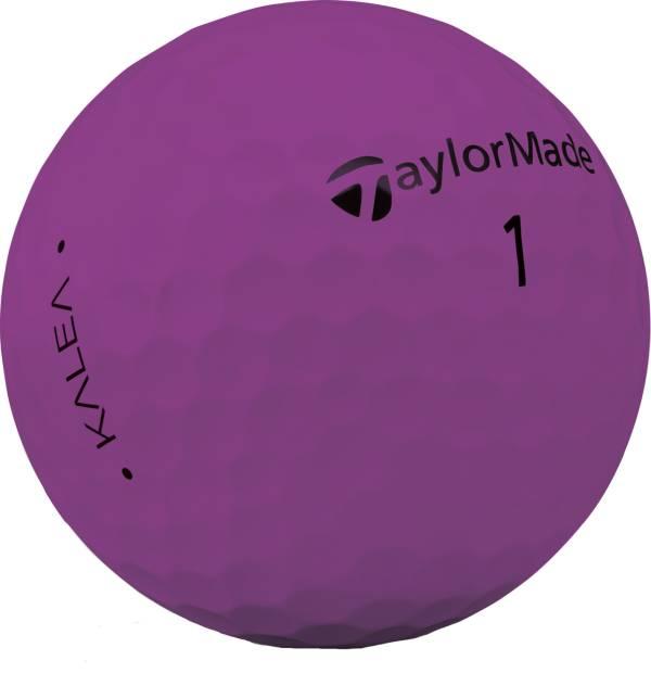 TaylorMade Women's 2019 Kalea Matte Purple Golf Balls product image