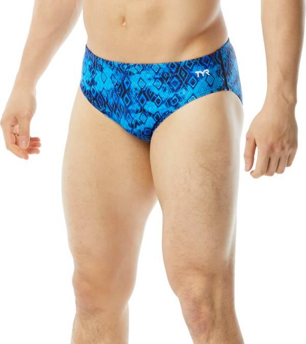 TYR Men's Glacial Racer Swim Brief product image