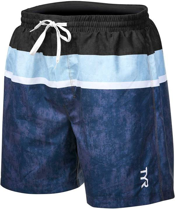 TYR Men's Horizon Atlantic Swim Trunks product image