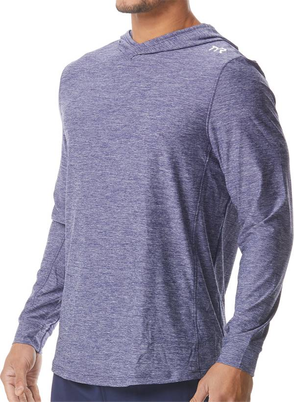 TYR Men's Vista Hoodie Long Sleeve Rash Guard product image