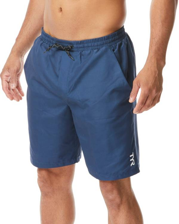 TYR Men's Solid Swell Swim Trunks product image