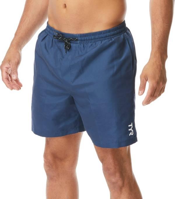 TYR Men's Solid Atlantic Swim Trunks product image