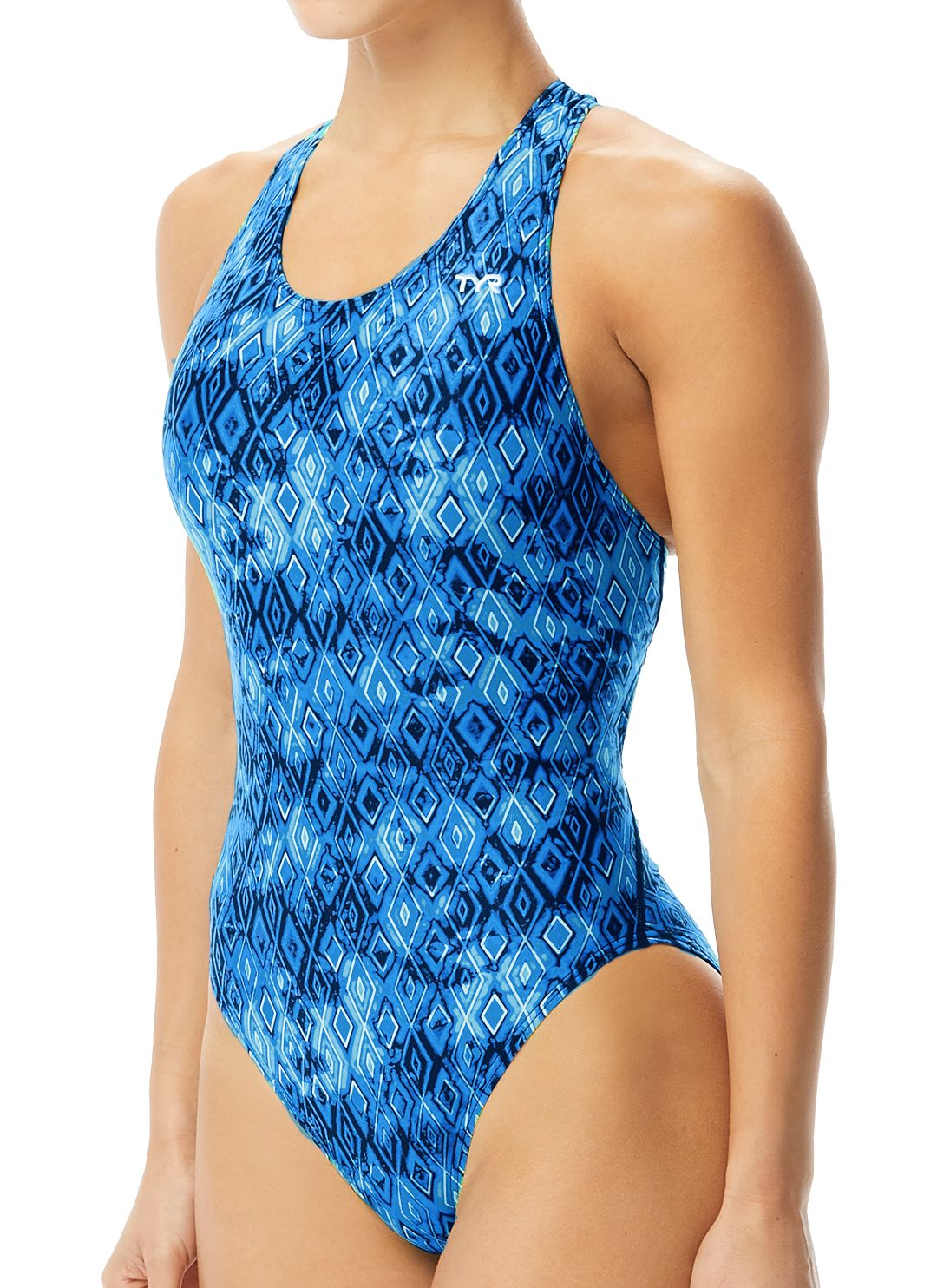 4d90935a4d8 TYR Women's Glacial Maxfit One Piece Swimsuit. noImageFound. Previous. 1