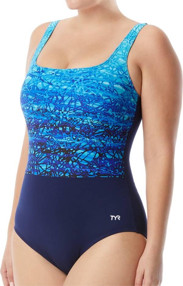TYR Women's Arctic Scoop Neck Controlfit One Piece Swimsuit product image