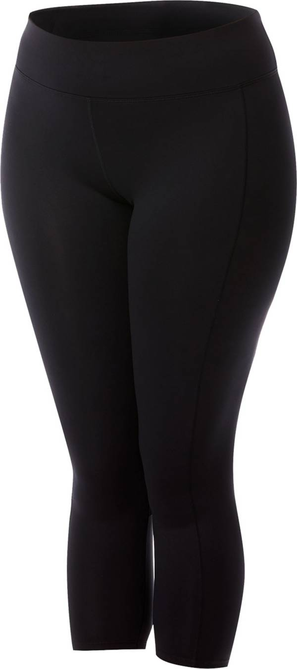 TYR Women's Plus Size ¾ Kalanti Swim Tights product image