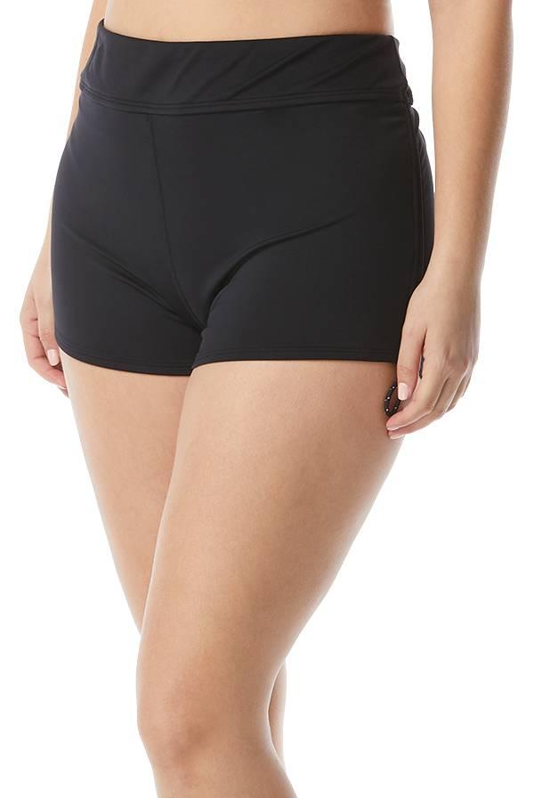 TYR Women's Plus Size Della Swim Boy Shorts product image