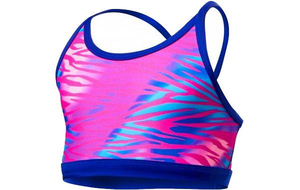 TYR Girls' Trinity Crossback Bikini Top product image