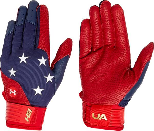 Under Armour Adult Harper Pro Limited Edition Batting Gloves 2020 product image