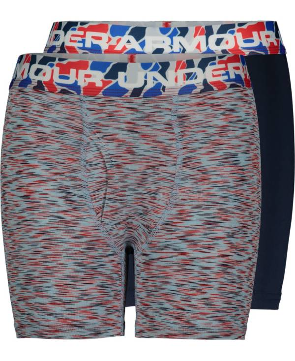 Under Armour Boys' Diverge Twist Boxer Set – 2 Pack product image