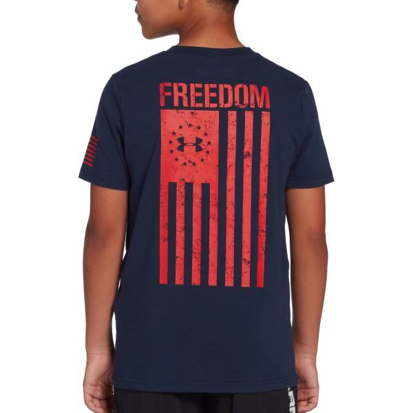 Under Armour Boys' Freedom Flag Graphic T-Shirt product image
