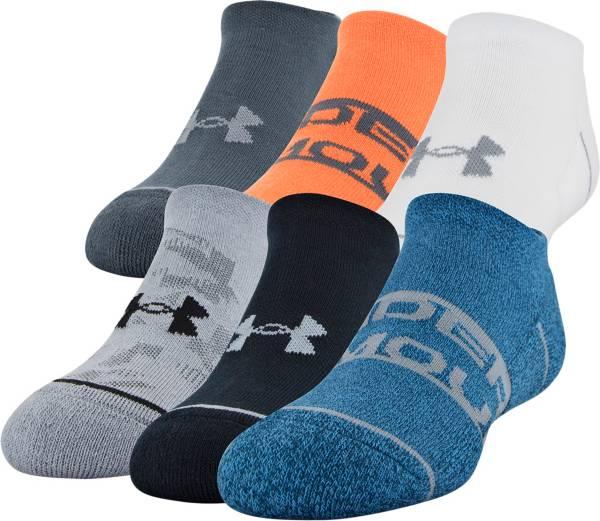 Under Armour Boys' Essential Life No Show Socks product image
