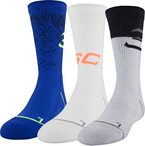 Under Armour Boy's Crew Socks - 3 Pack product image