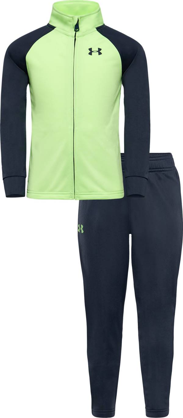 Under Armour Little Boys' Competitor Wordmark Track Jacket and Pants Set product image