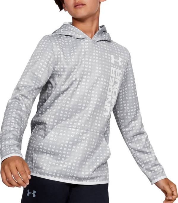 Under Armour Boy's Armour Fleece Novelty Hoodie product image