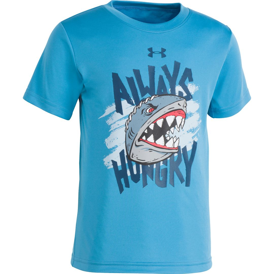f4c011f14fd57 Under Armour Little Boys' Always Hungry Graphic T-Shirt | DICK'S ...