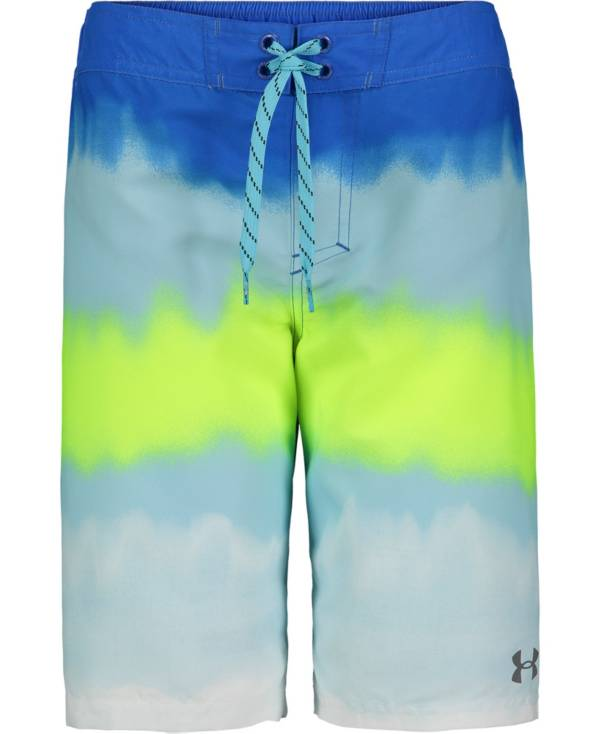 Under Armour Boys' Ombre Gradient Swim Trunks product image