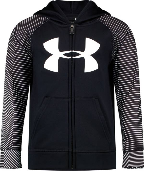 Under Armour Little Boys' Midpoint Big Logo Full Zip Hoodie product image