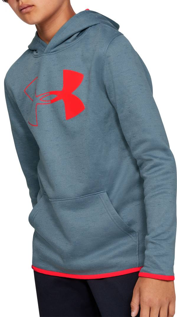 Under Armour Boy's Armour Fleece Branded Hoodie product image