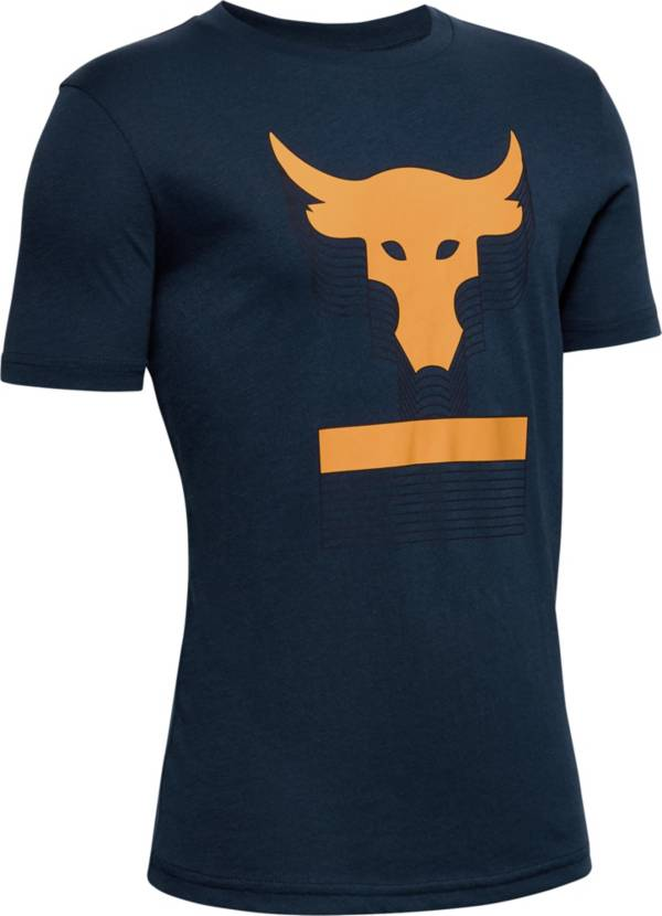 Under Armour Boys' Project Rock Brahma Bull Graphic T-Shirt product image