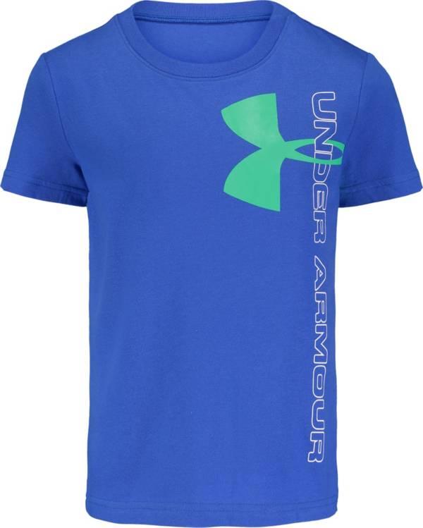 Under Armour Boys' Split Logo Short Sleeve T-Shirt product image
