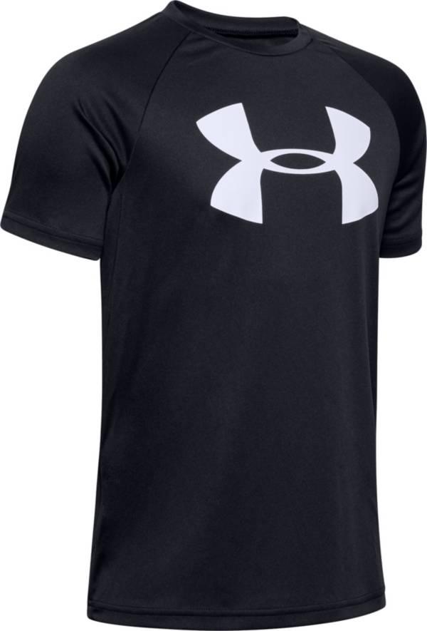 Under Armour Boys' Tech Big Logo T-Shirt product image