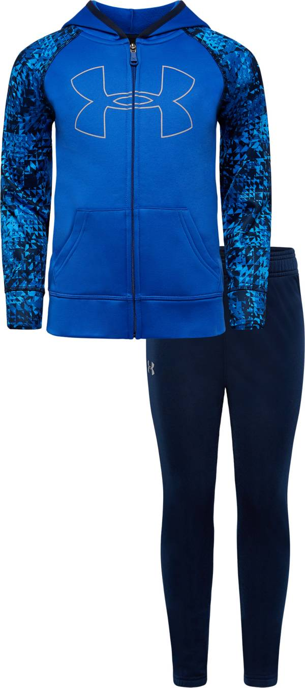 Under Armour Little Boys' Trileido Hoodie and Pants Track Set product image