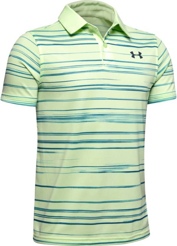 Under Armour Boys' Bunker Golf Polo product image