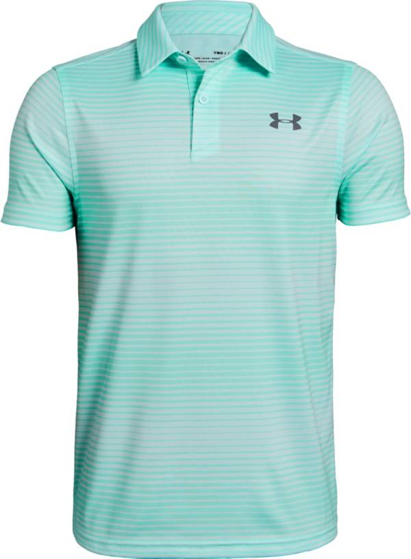 Under Armour Boys' Tour Tips Novelty Golf Polo product image
