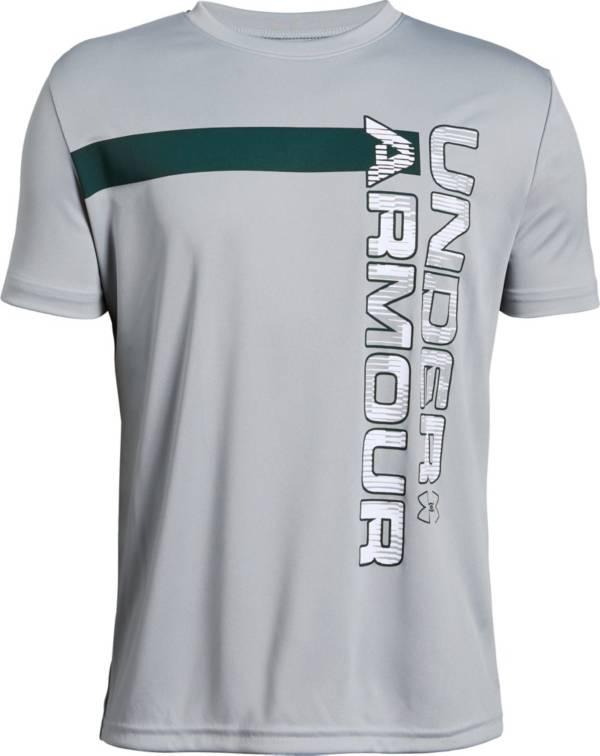 Under Armour Boys' Wordmark T-Shirt product image