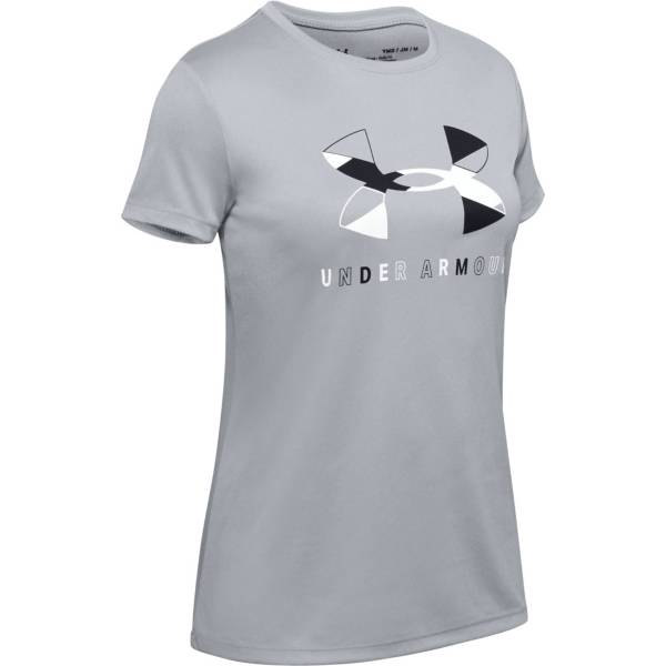 Under Armour Girls' Tech Graphic T-Shirt product image