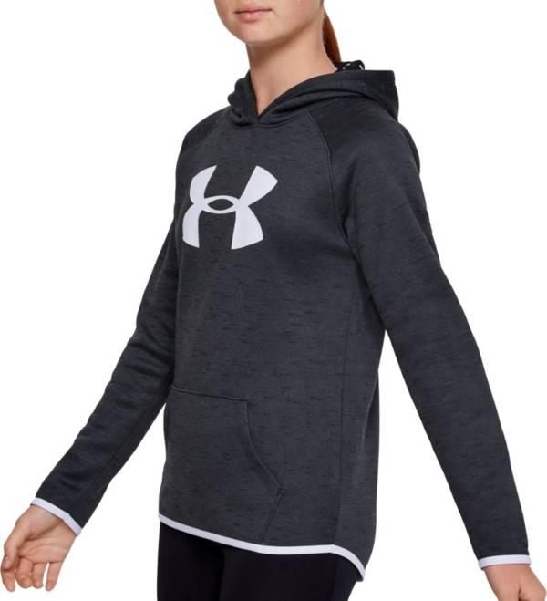 Under Armour Girl's Armour Fleece Big Logo Twist Hoodie product image