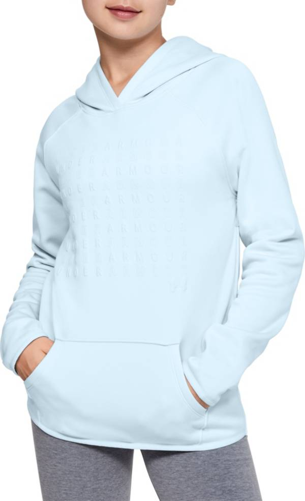 Under Armour Girl's Armour Fleece Branded Hoodie product image