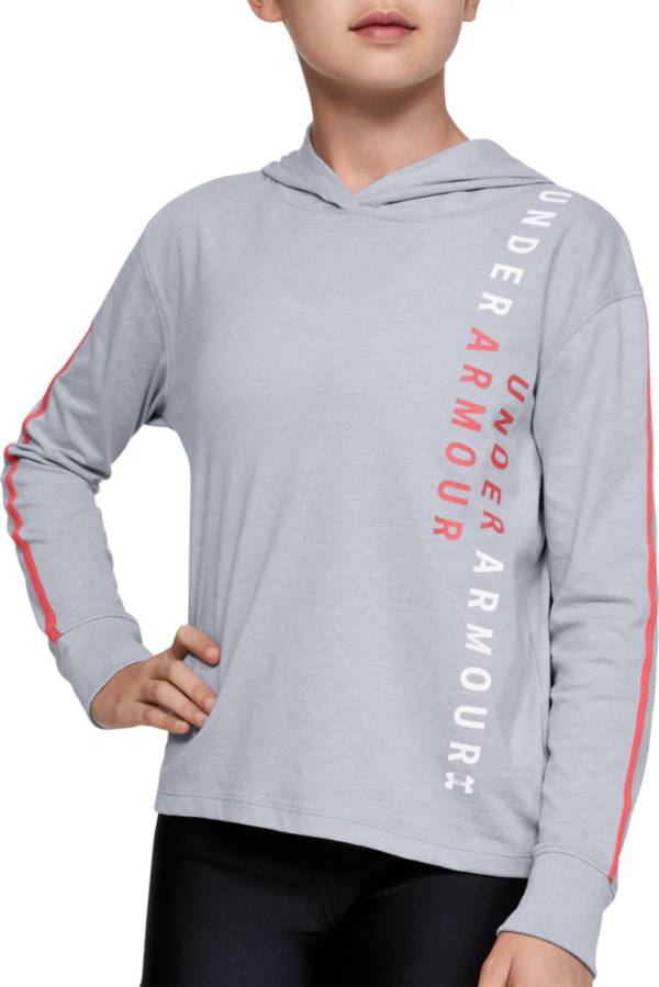 Under Armour Girl's Finale Hoodie product image
