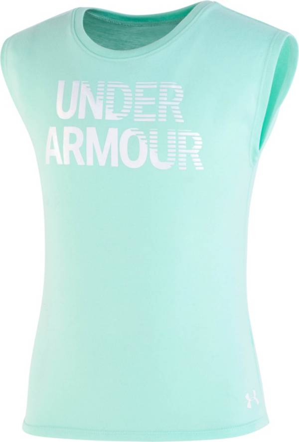 Under Armour Little Girls' Wordmark Graphic T-Shirt product image