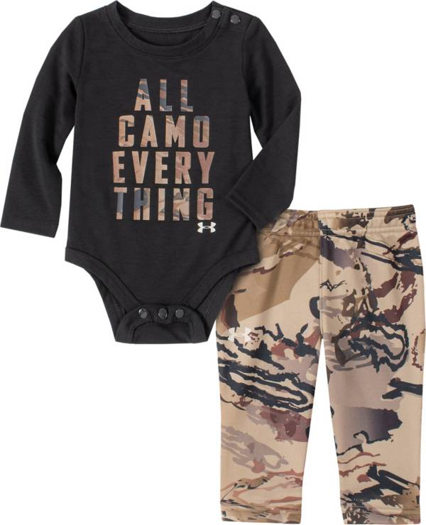 Under Armour Infant Boys' All Camo Everything Onesie and Pants Set product image