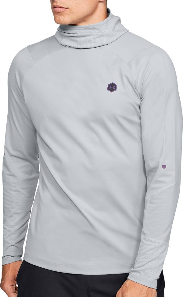 Under Armour Men's ColdGear RUSH Hooded Long Sleeve Shirt product image