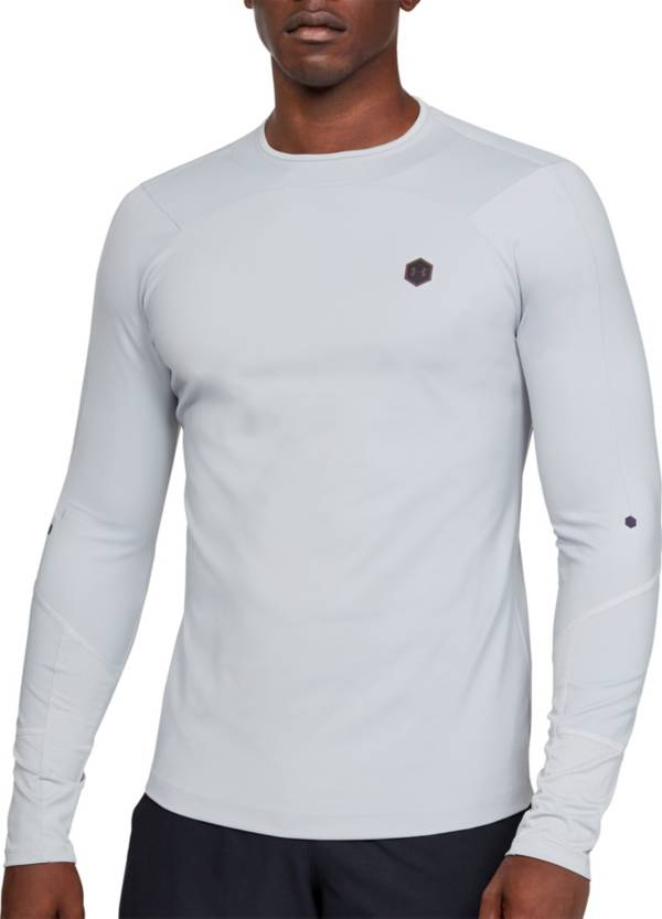 Under Armour Men's RUSH ColdGear Mock Neck Long Sleeve Shirt (Regular and Big & Tall) product image