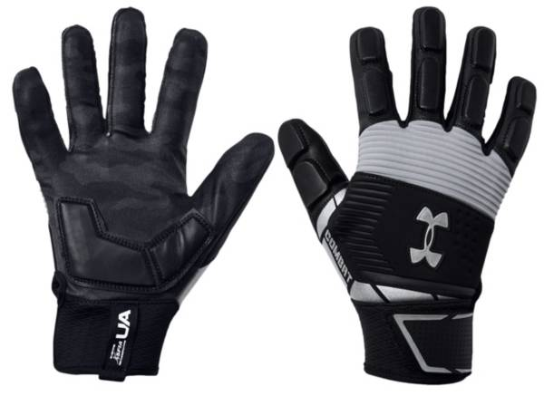 Under Armour Adult Combat Lineman Gloves product image