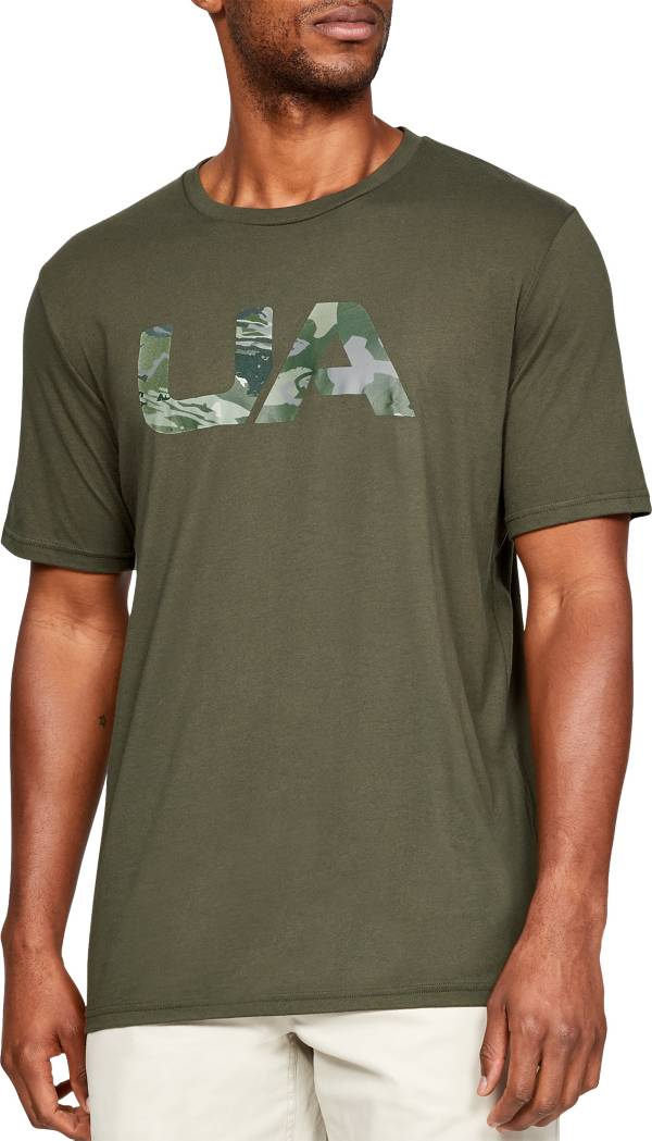 Under Armour Men's Camo Fill T-Shirt product image