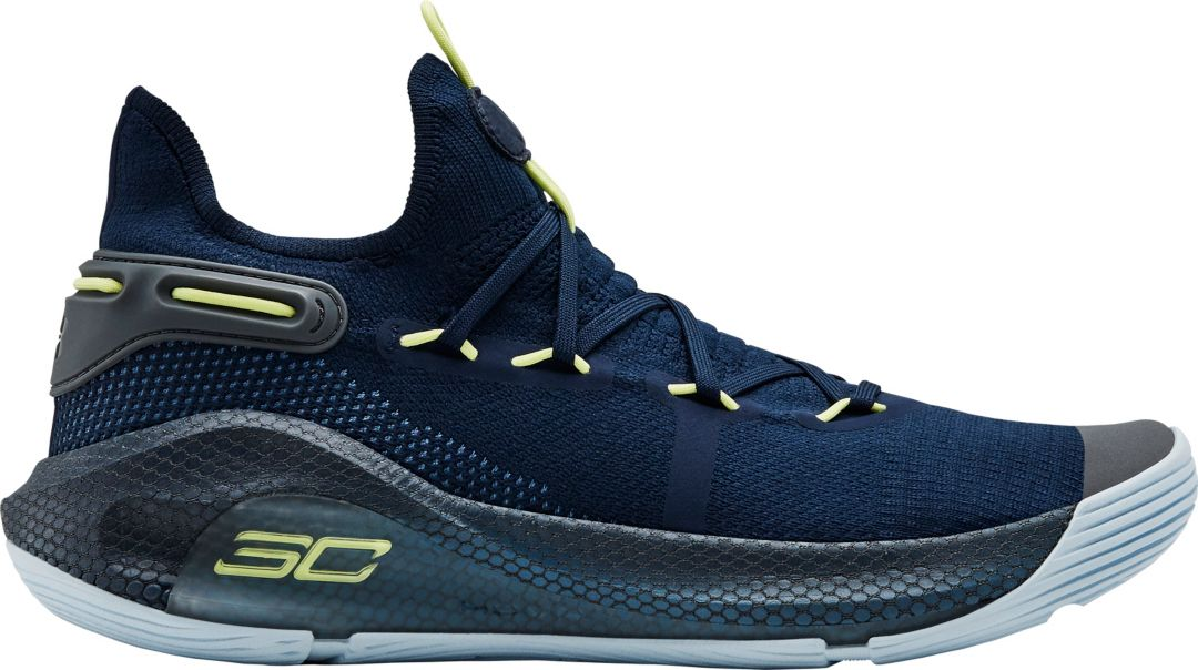 save off 6930e 90a64 Under Armour Curry 6 Basketball Shoes