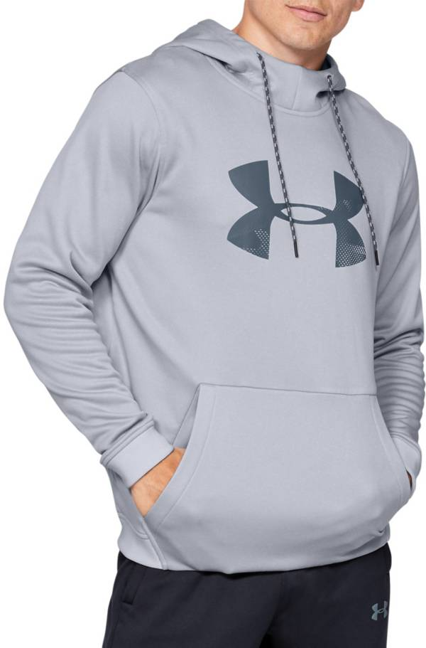 Under Armour Men's Armour Fleece Big Logo Graphic Hoodie (Regular and Big & Tall) product image