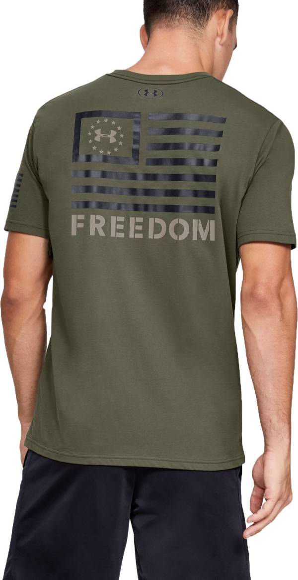 Under Armor Men's Freedom Banner T-Shirt product image