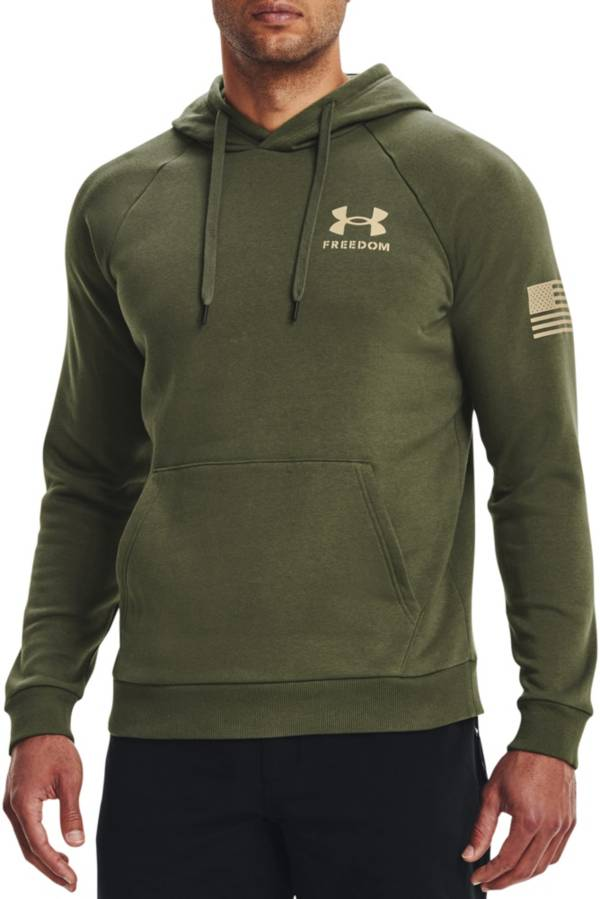 Under Armour Men's Freedom Flag Rival Pullover Hoodie product image