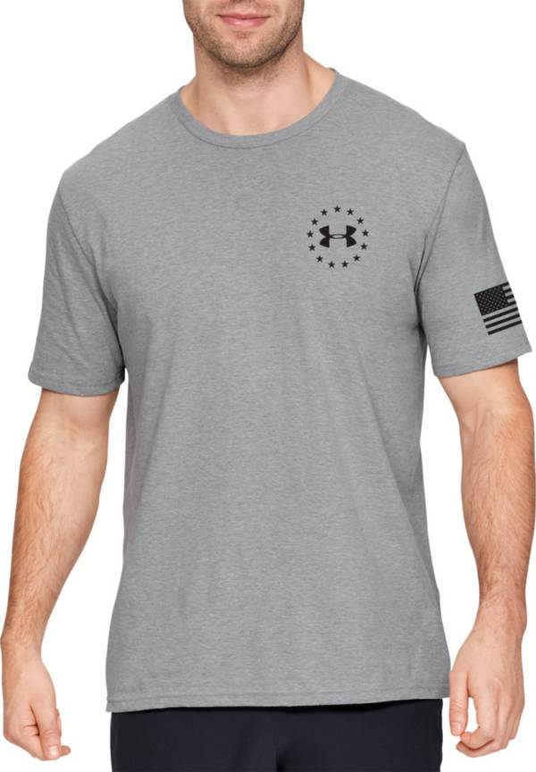 Under Armour Men's Freedom Flag Graphic T-Shirt product image