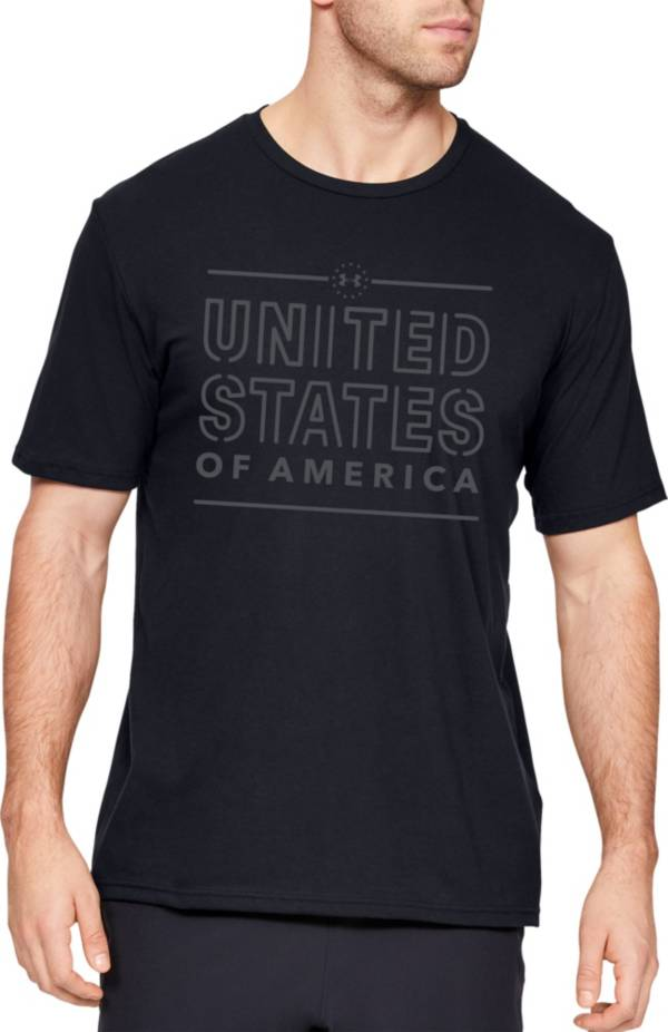 Under Armour Men's United States Freedom T-Shirt product image