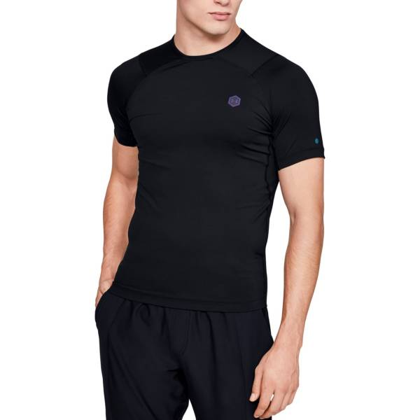 Under Armour Men's RUSH HeatGear Compression Sleeveless Shirt product image
