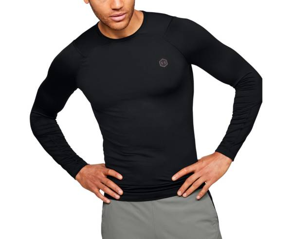 Under Armour Men's RUSH HeatGear Compression Long Sleeve Shirt product image